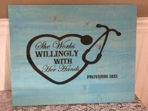Custom Wood Personalized Laser Engraved Signs