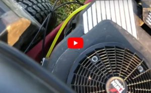 Bad Starter Sounds Lawn Mower