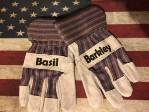 Custom Work Carpentry Gloves