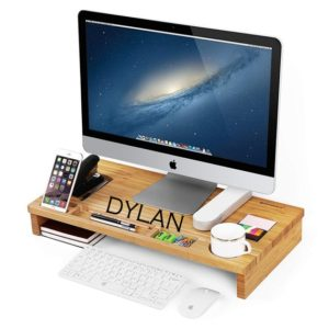 Personalized Storage Desk