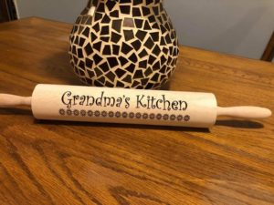 Large Custom Rolling Pin