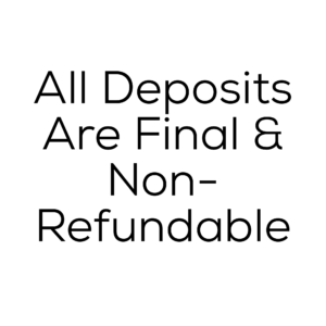 Are Deposits Refundable?